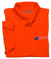 Men's Hi-Visibility Polo