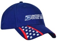 Stars & Stripes Bill Cap