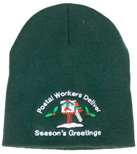 Season's Greetings Knit Beanie