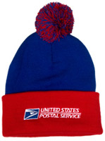 Knit Cap with Pom Pom