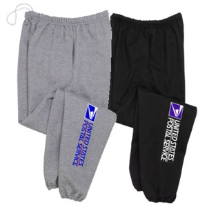 Pocketed Supersweats Sweatpants with Elastic Cuffs