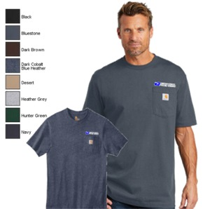 Carhartt Short Sleeve Pocket Tee