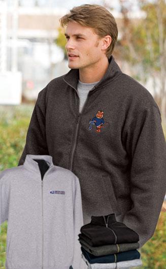 Sport-Tek Full Zip Sweatshirt