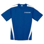 Sport-Tek Short Sleeve Color-block Competitor Tee
