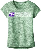 Ladies Sport-Tek Electric Heather Tee