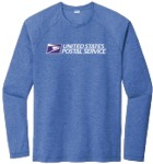 Men's Sport-Tek L/S Tri-Blend Wicking Raglan Sleeve Tee