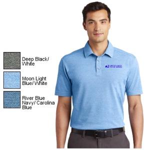 Men's Coastal Cotton Blend Polo