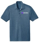 Men's Coastal Cotton Blend Polo