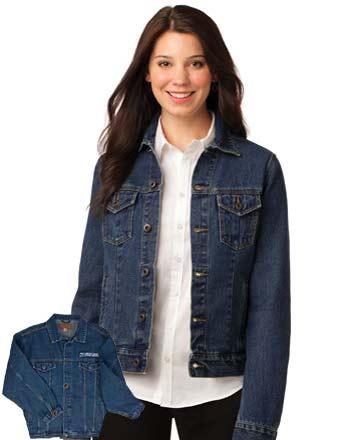 Ladies Western Denim Jacket