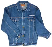 Ladies Western Denim Jacket