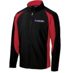 Men's Colorblock Soft Shell Jacket by Sport-Tek