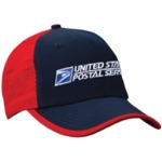 Performance Ripstop Ventilated Cap