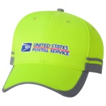 Moisture Management Reflective Safety Cap